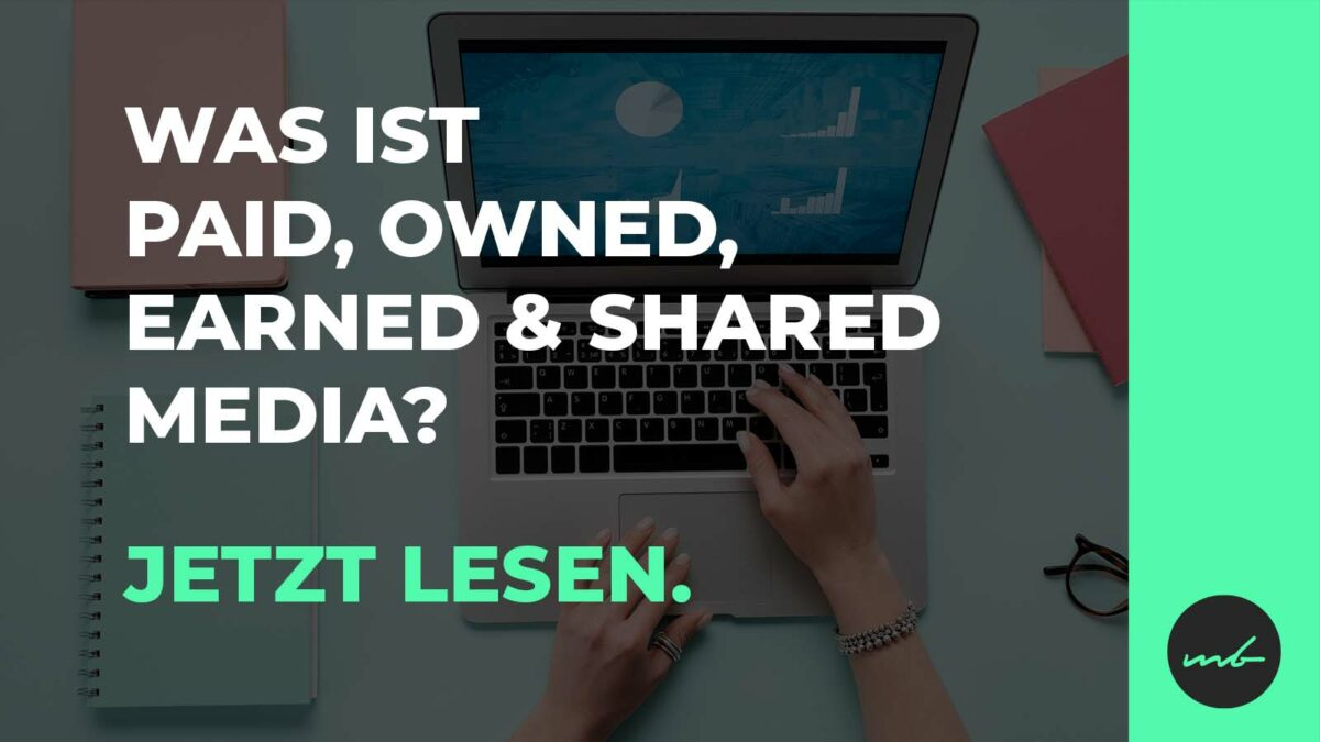 Paid Shared Owned Earned Media