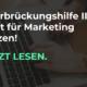 Überbrückungshilfe III - Marketing und Werbekosten