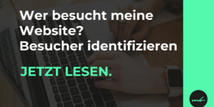 Website Besucher identifizieren